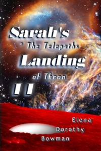 Sarah's Landing II - * The Telepaths of Theon