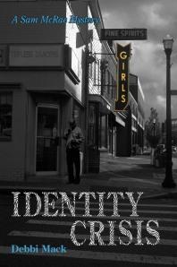 Identity Crisis_ Book Cover