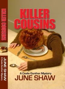 KILLER COUSINS cover